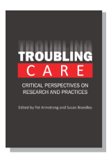 Cover for Troubling Care