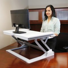 Weighing the Evidence on SitStand desks for Weight Loss CHAIM