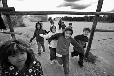 native-children-happy