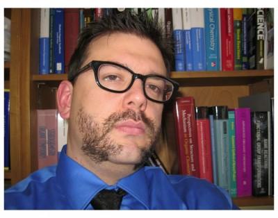 Movember Winner - Jeff Manthorpe