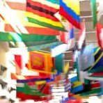flags.in.university.centre