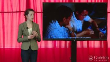 Thumbnail for: Carleton 3MT 2014 – Elizabeth Rousseau