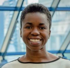 Portrait of Abigail Moriah, a member of CFICE's Steering Committee.