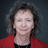 Portrait of Cathy Wright, past Executive Director of Living SJ.