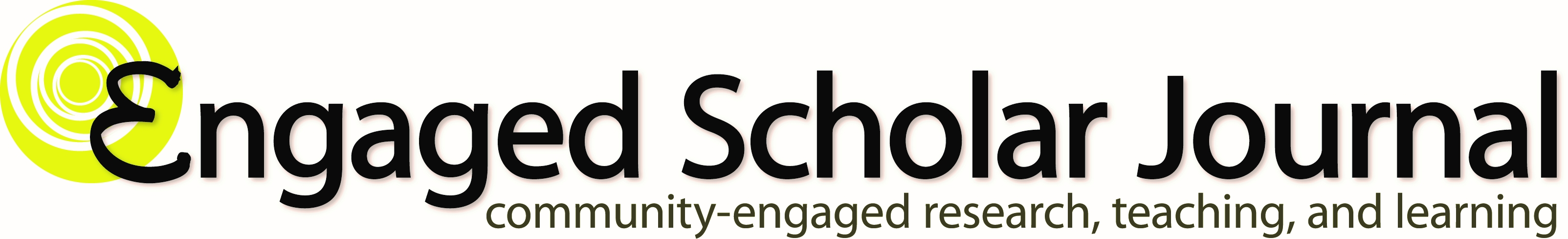 Engaged Scholar Journal Logo