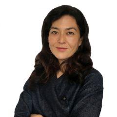 Portrait of Isabelle Kim.