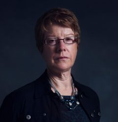Portrait of Holly Johnson, Professor of Criminology at University of Ottawa.