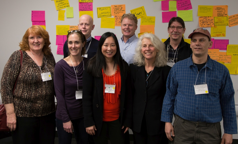CFICE Community Environmental Sustainability (PBTO-HALIB) Hub team.