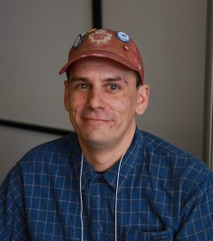 Portrait of Jason Hartwick, community participant with the Community Environmental Sustainability (PBTO-HALIB) Hub.