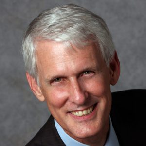 Portrait of Jerry Tomberlin, Interim Provost and Vice-President Academic, Carleton University.