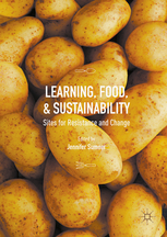 Cover of the book Learning, Food and Sustainability.