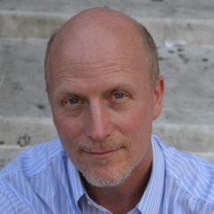 Portrait of Robert (Bobby) Hackett, President of the Bonner Foundation.
