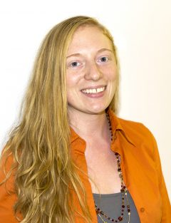 A portrait of Emily Bohusz, a Bachelor of Social Work student in the fourth year.