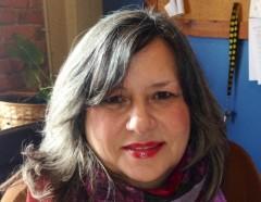 Portrait of Bonnie Brayton, Executive Director of DAWN Canada