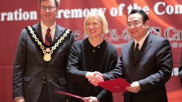Thumbnail for: National Capital Confucius Institute for Culture, Language and Business at Carleton University