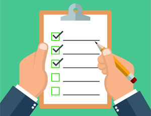 View Quicklink: cuResearch Checklist
