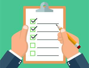 View Quicklink: cuResearch Checklist