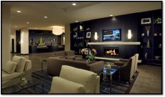 Delta Guelph Hotel Reception Area