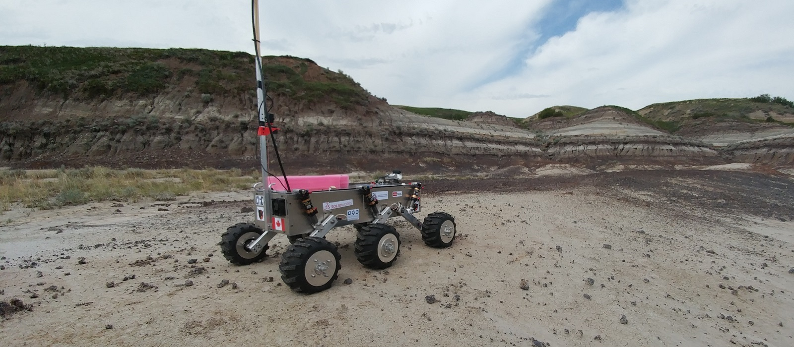 Banner image for Carleton Planetary Robotics Team
