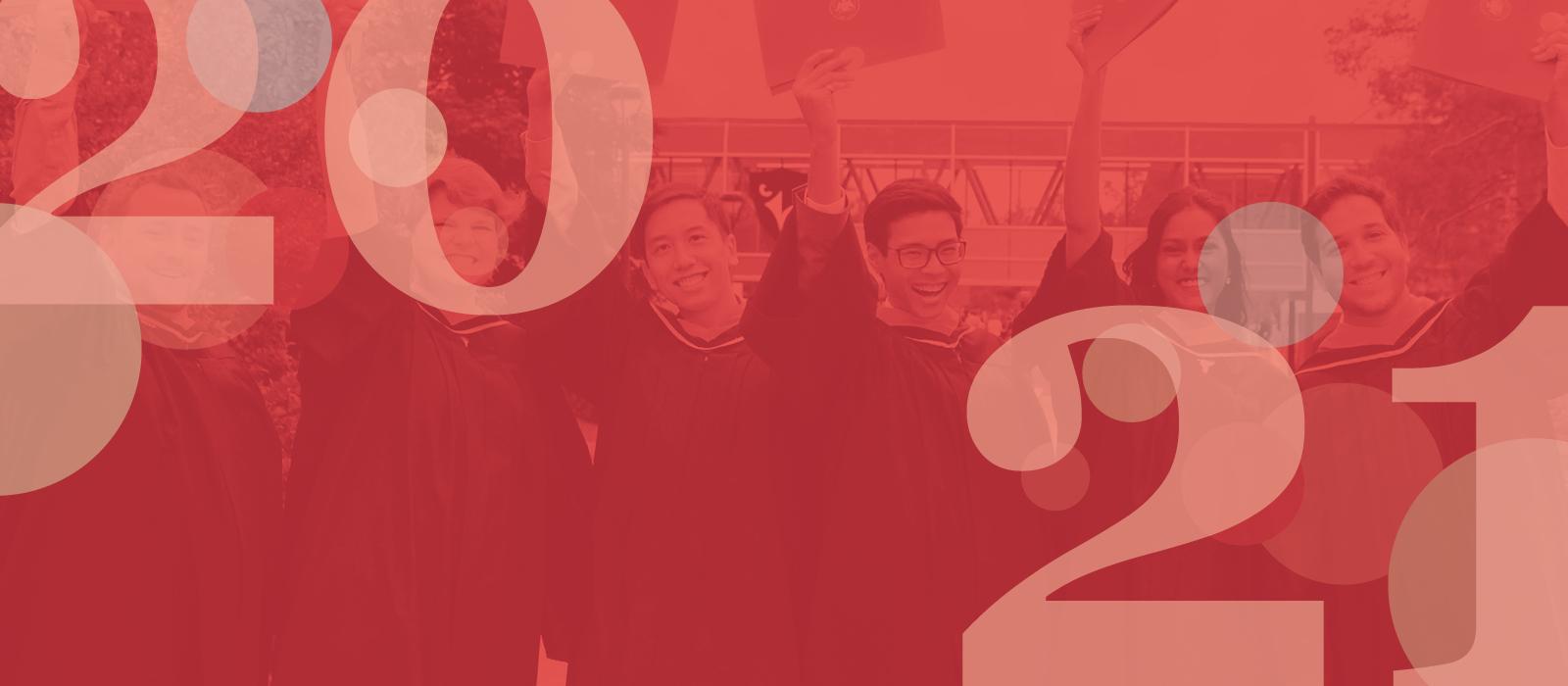 Banner image for 2021 Graduation