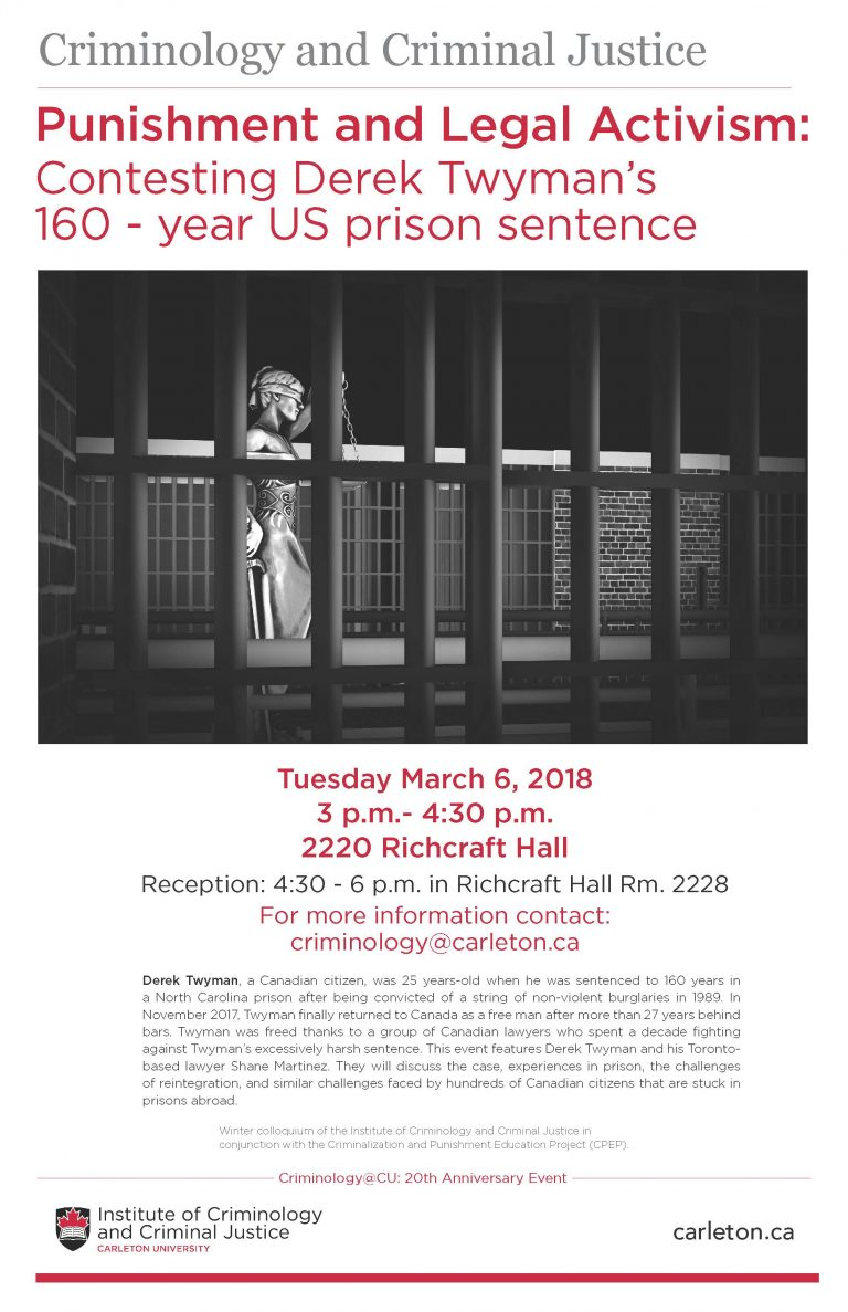 March 6th: 20th Anniversary Event (Cancelled) - Institute ...