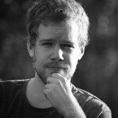 Liam Hoselton, recipient CRIW's 2020/2021 Graduate Student Bursary