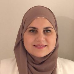 Sireen Alkhalili, doctoral student at the Sprott School of Business at Carleton University