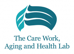 The Care Work, Aging and Health Lab logo
