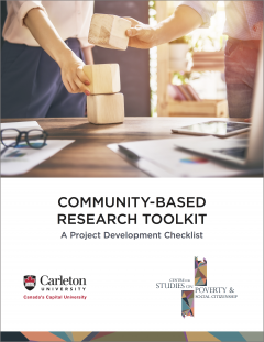 Cover of Community-Based Research Toolkit