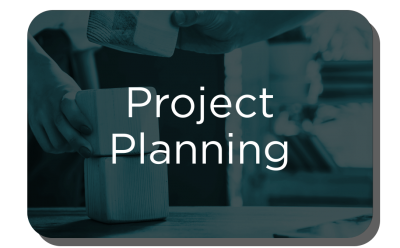 "Button - ""Project Planning"""