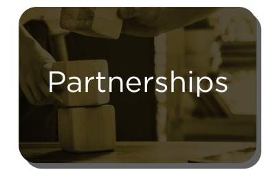 "Button - ""Partnerships"""