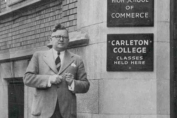 Read more: Maxwell MacOdrum Put Carleton on the Map as a Liberal Arts Institution