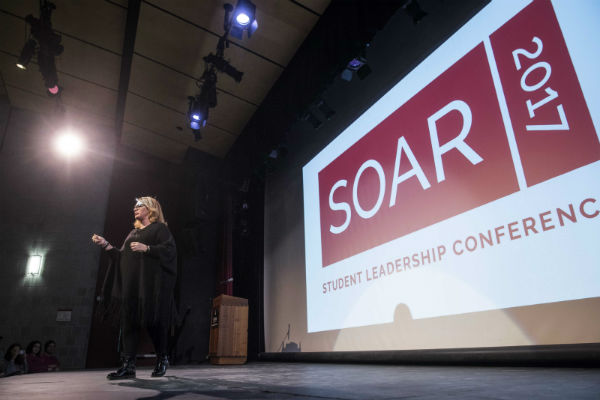 Read more: Arlene Dickinson Speaks<br> at SOAR Conference for 75th