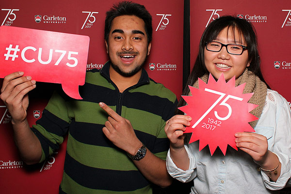 Read more: Carleton Community Invited to 75th Anniversary Launch