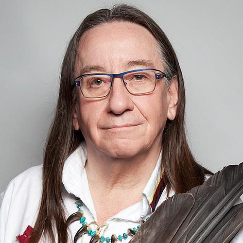 Photo of Gilbert W. Whiteduck