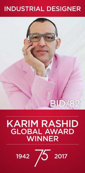 Karim Rashid Poster