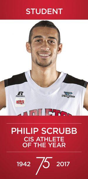 Philip Scrubb Poster
