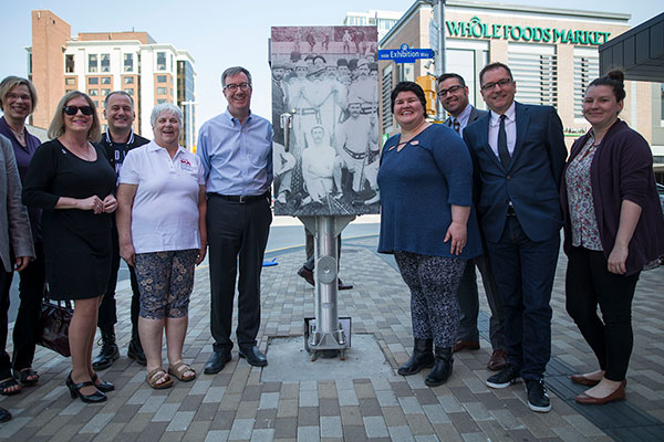 Read more: Public History Kiosk Celebrating Canada's 150th Unveiled by Carleton