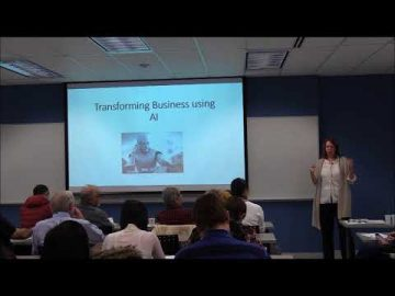 Thumbnail for: Valerie Turner: Transforming Business Using Artificial Intelligence