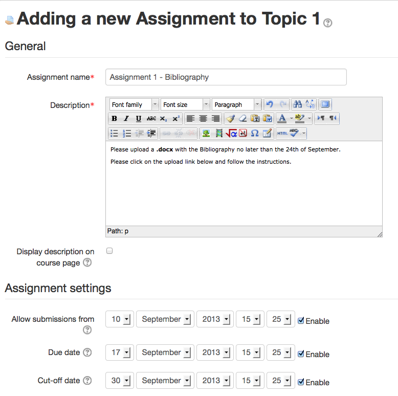 Assignment web or mobile system paper