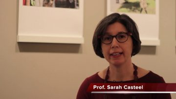 Thumbnail for: Professor Sarah Casteel