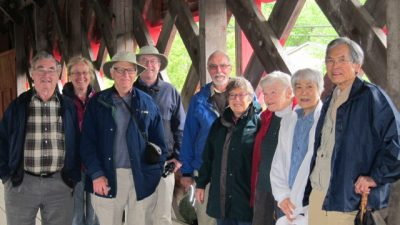 Photo of the outing to Outing to the Wakefield Covered Bridge