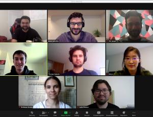 CyberSEA Group Meeting in September 2020