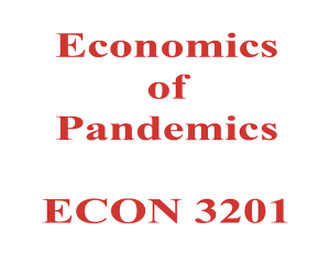 View Quicklink: Prior course work in economics not required.