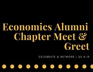 View Quicklink: Economics Alumni Chapter Meet & Greet