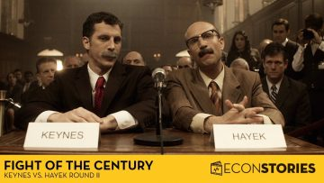 Thumbnail for: Fight of the Century: Keynes vs. Hayek Round Two