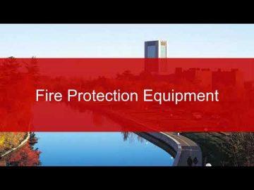 Thumbnail for: Carleton University – Fire Protection Equipment