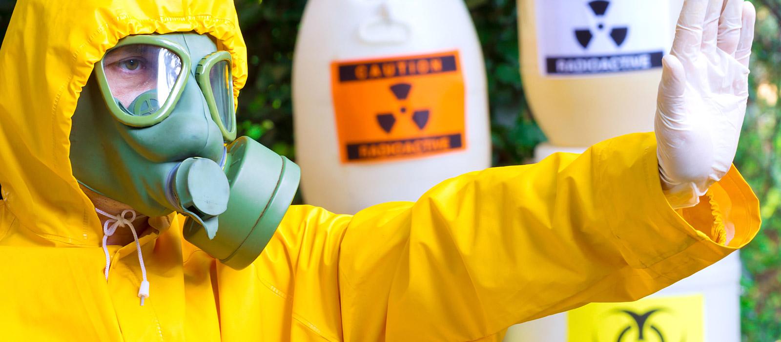 Banner image for Hazardous Material – HazMat