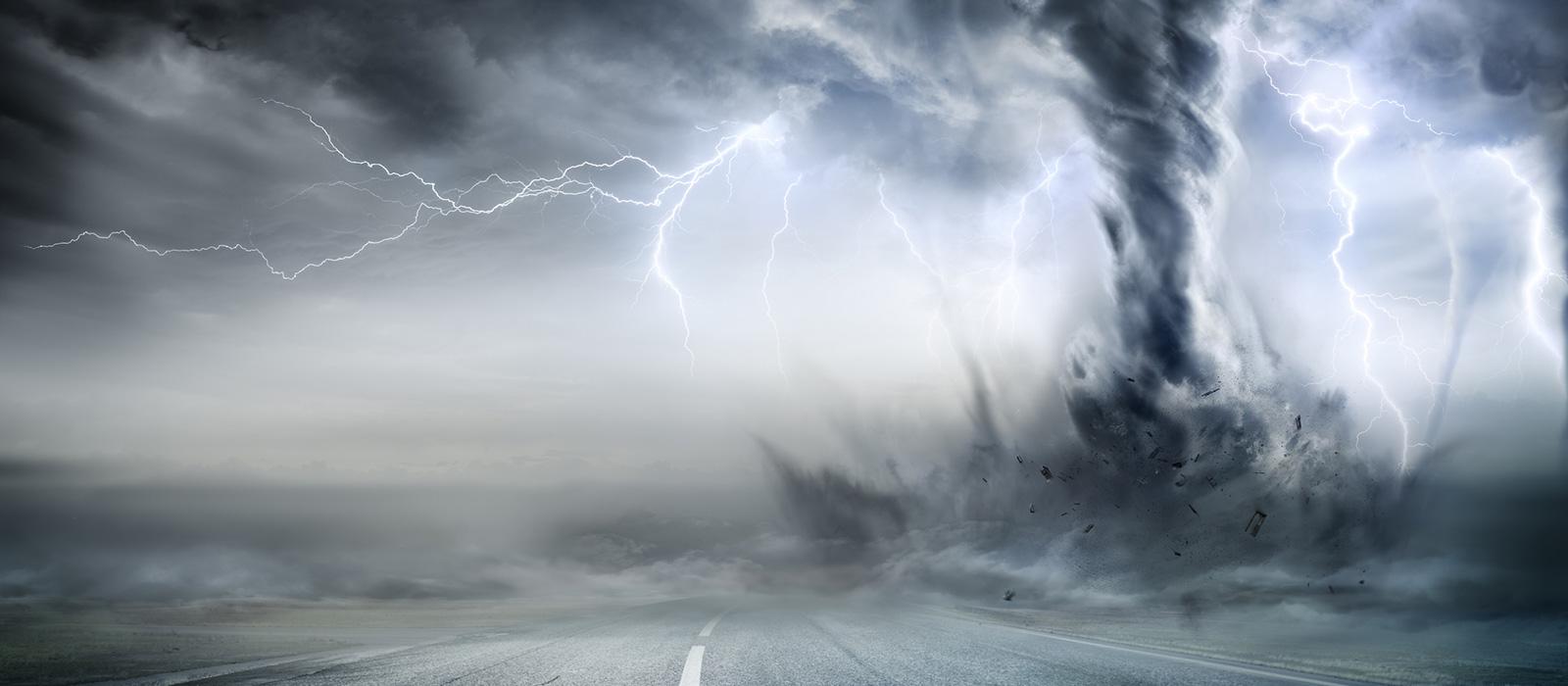 Banner image for Tornado