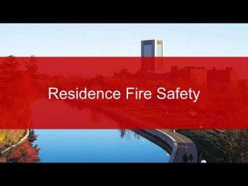 Thumbnail for: Carleton University – Residence Fire Safety